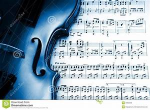 Blue Violin Royalty Free Stock Images - Image: 7092349