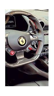 2018 Ferrari California Interior
