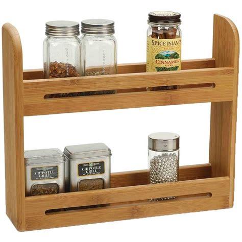 spice rack bamboo spice rack in spice racks