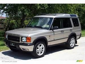 2002 Zambezi Silver Metallic Land Rover Discovery II SE ...