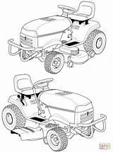 Mower Lawn Coloring Riding Husqvarna Drawing Traktor Ausmalbilder Pages Tractor Kleurplaat Printable Holland Trekker Trecker Ausmalen Zum Malvorlage Bilder Malvorlagen sketch template