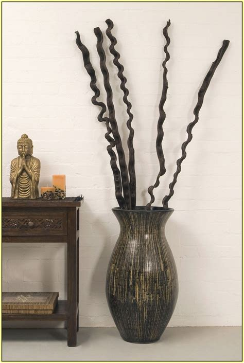 tall floor vases home design  home design ideas