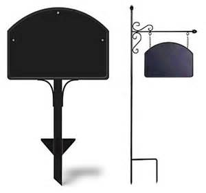 Halloween Yard Stakes by Blooming Basket Yard Design Magnetic Yard Signs For Home