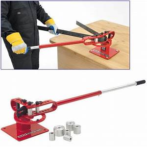 1 U0026quot  To 3 U0026quot  Hand Manual Bench Die Bender Pipe Square Rod