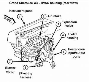 02 wj heater core questions jeepforumcom With jeep sub locations