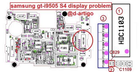 samsung i9505 galaxy s4 display light solution jumper problem ways mobile repairing diagrams