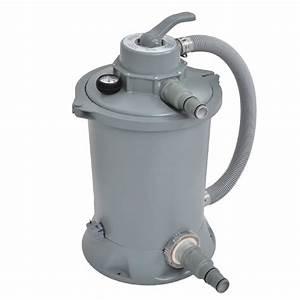 Planschbecken Sauber Halten : jilong sand filter pump 800 pool sandfilter pumpe mit druckmesser 6 wege ventil 3028 l h von ~ Eleganceandgraceweddings.com Haus und Dekorationen