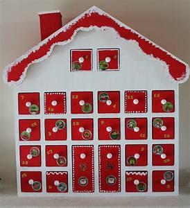 Calendrier De L Avent Maison : calendrier avent ~ Preciouscoupons.com Idées de Décoration