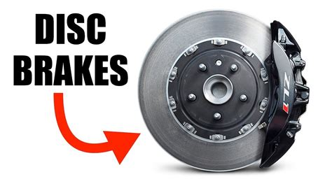 How Disc Brakes Work