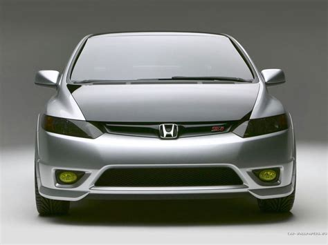 Honda Civic Hd Picture by Honda Civic Si Hd Wallpapers Hd Desktop Backgrounds For