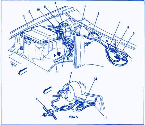 Gmc Sonoma Pickup Relay Fuse Box Block Circuit