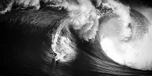Captivating Black and White Pictures of Surfers21 – Fubiz ...