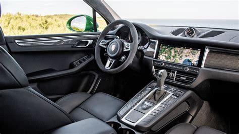 2019 porsche macan interior porsche macan 2019 s interior car photos overdrive