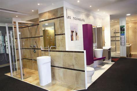 salles dexposition salle de bains le negoce devoile ses