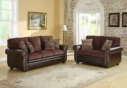 Living Room Color Ideas For Dark Brown Furniture by Home Elegance Brown Sofa Set Plushemisphere