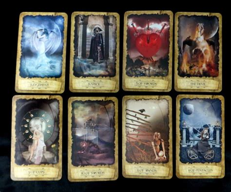 Most Beautiful Tarot Decks List by Related Keywords Suggestions For Most Beautiful Tarot Decks