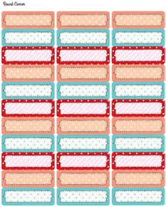 Label Templates Free Printable Tags