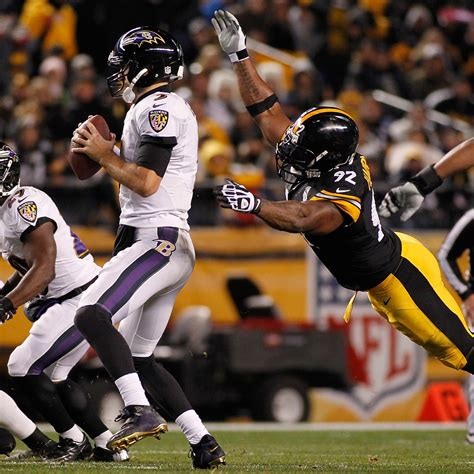 James Harrison Provides Old Name, New Spark To Steelers