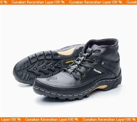 jual sepatu boot pria sepatu boots kulit boot