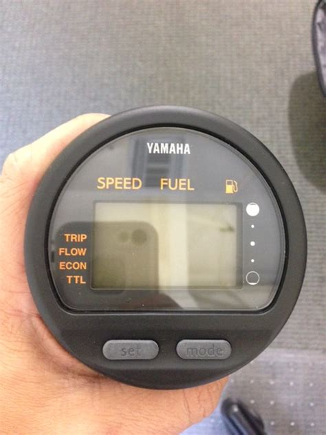 wts yamaha speed and fuel management the hull boating and fishing forum