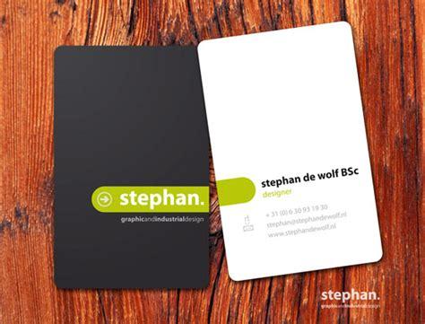 vertical business card design 65 minimalist vertical business card designs