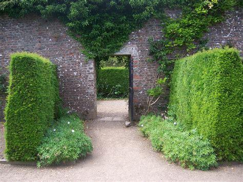 walled garden walled gardens leavingcertenglish net