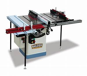 Work Station Table Saw TS-1020WS Baileigh Industrial