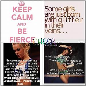 Sweet Cheer Coach Quotes. QuotesGram