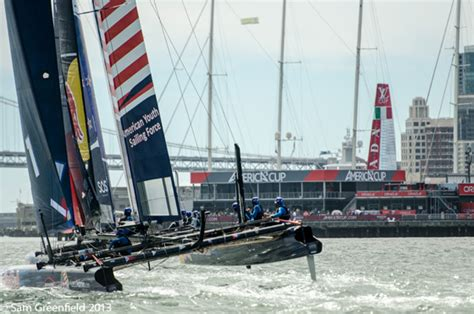 Fast Boat In San Francisco by Fast Times In San Francisco Red Bull Sponsors Youth Cup