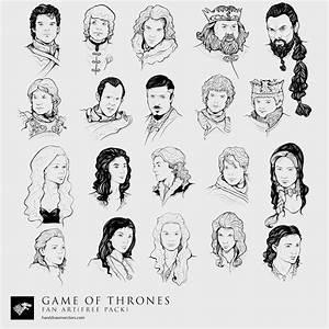 Game Of Thrones House Logos Vector - 12.000 vector logos