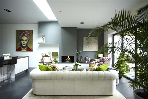 Modern Home Goes Eclectic by Modern Home Goes Eclectic House Plans 126319
