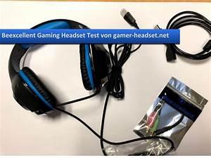Headset Gaming Test : beexcellent gaming headset test april 2019 gaming ~ Kayakingforconservation.com Haus und Dekorationen