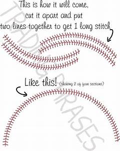 baseball stitches wall decal trading phrases With nice baseball stitches wall decal