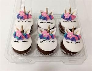Cupcakes Unicornio Dulce Tentación Chile