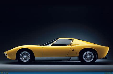 Classic Cars Lamborghini Muira