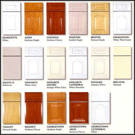 kitchen cabinet door styles kitchen cabinet door styles and shapes to select home