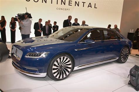 lincoln continental assembly confirmed  flat rock