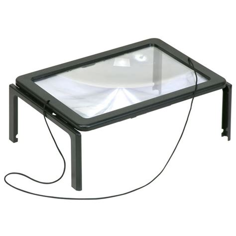 ez hang chair assembly 100 lighted magnifying l stand ottlite