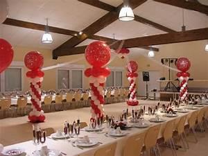 Décoration Mariage Rouge Et Blanc : deco mariage rouge et blanc chic mariage vintage chic et ~ Melissatoandfro.com Idées de Décoration