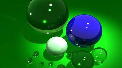 Glass Balls Background Ball 4k 3d Wallpapers