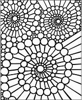 Coloring Pattern Pages sketch template