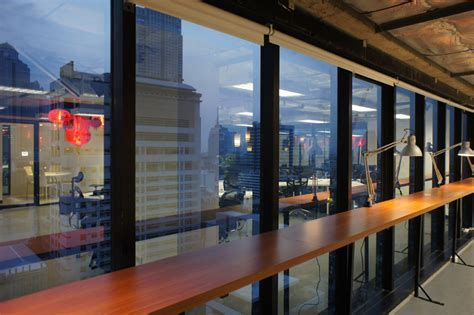 regroup architecture » Office design for HotelQuickly in