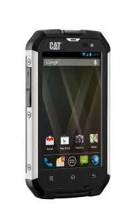 cat phone caterpillar cat b15 ruggedised android phone now available