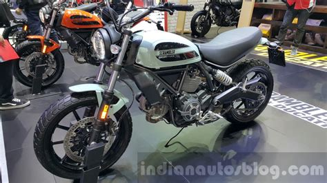 Ducati Scrambler Sixty2 Picture by Ducati Scrambler Sixty2 Made Its Asian Debut In Thailand