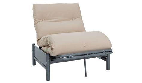 Single Metal Futon Sofa Bed by Buy Argos Home Single Futon Metal Sofa Bed W Mattress