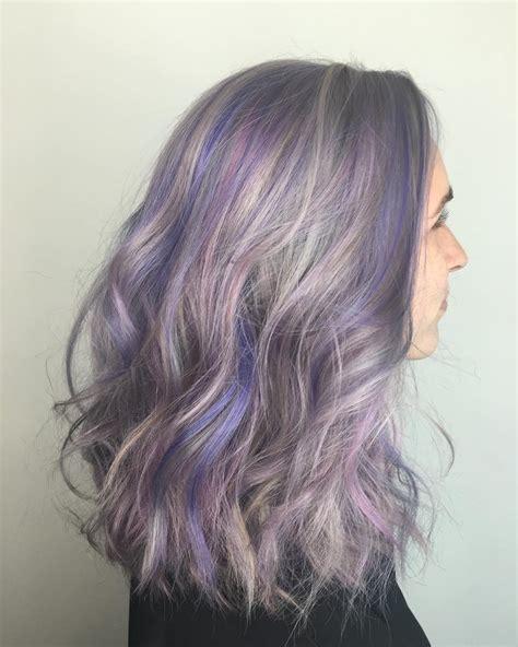 40 Charming Light Purple Hair Color Ideas — Elegance Is