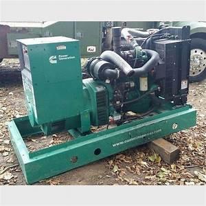 100 Kw Cummins Diesel Generator  Model  Dsfae