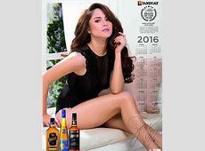 Jessy Mendiola is Tanduay 2016 Calendar Girl Photos