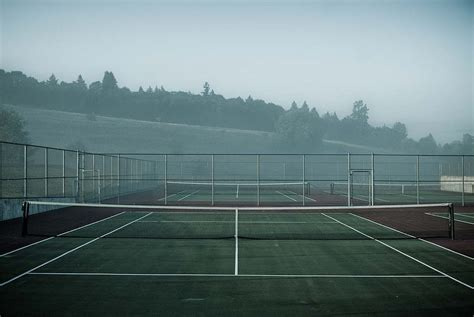 In total, tennis courts measure 78 ft. Tennis Court Dimensions and Layout - TennisCompanion