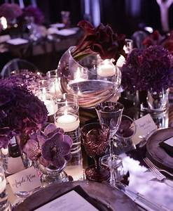 57 best plum tablescape images on pinterest kitchens With kitchen colors with white cabinets with candle holder vase centerpiece